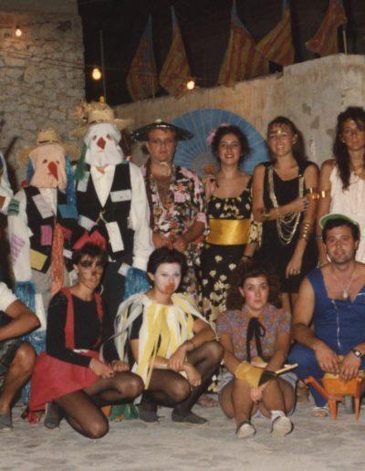 1984 Fiesta Disfraces