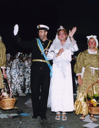 2004 Retreta Boda Real