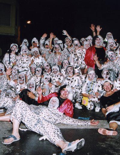 2004 Retreta Grupo Dálmatas (1)