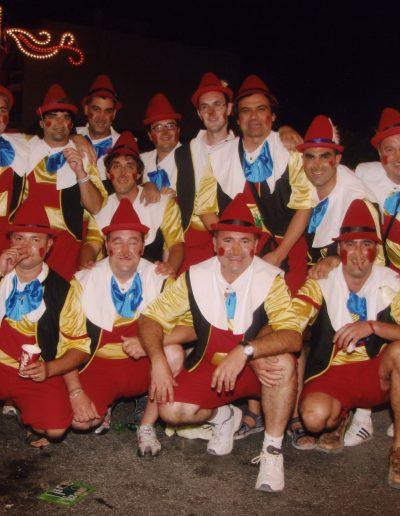 2005 Retreta Kongolos