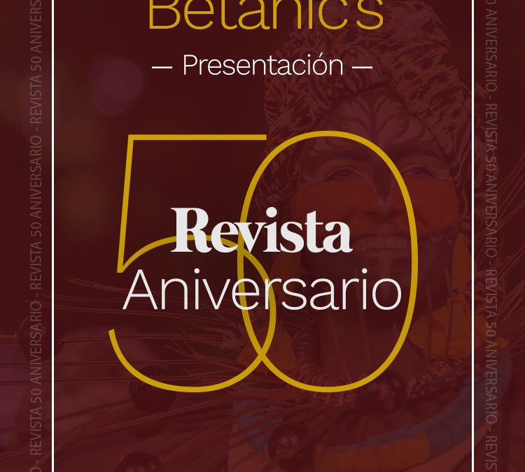 Presentación Revista 50 Aniversario